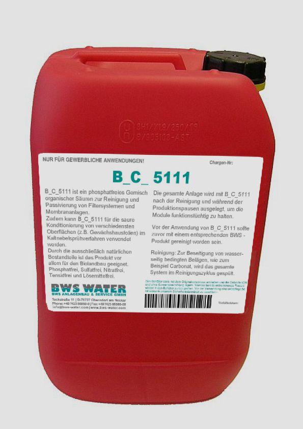 Membranreiniger B_C_5111