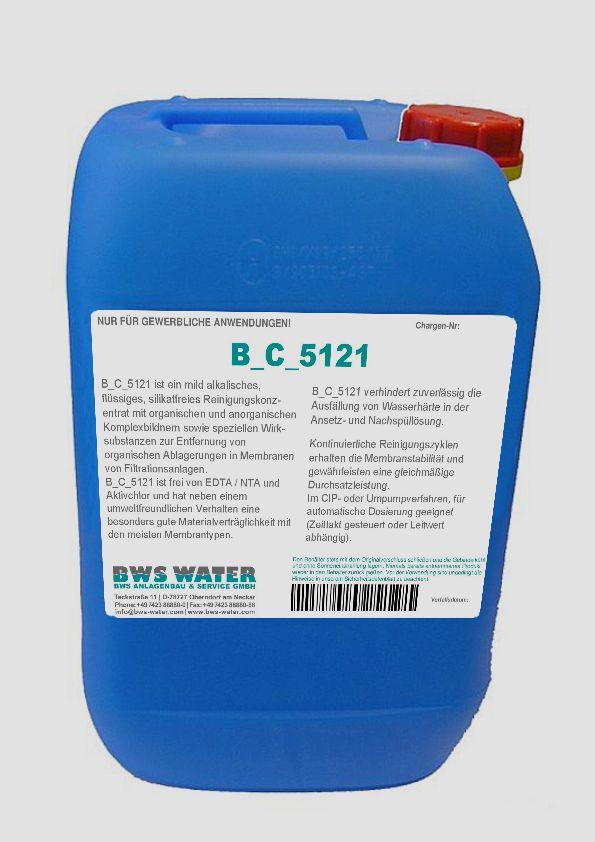 Membranreiniger B_C_5121